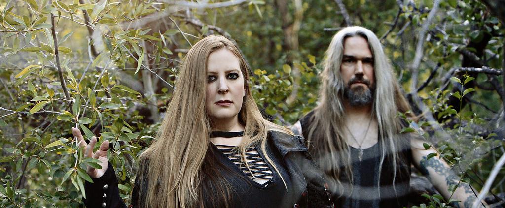 Josh and Amanda from Neverlight