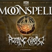 Moonspell // Rotting Christ