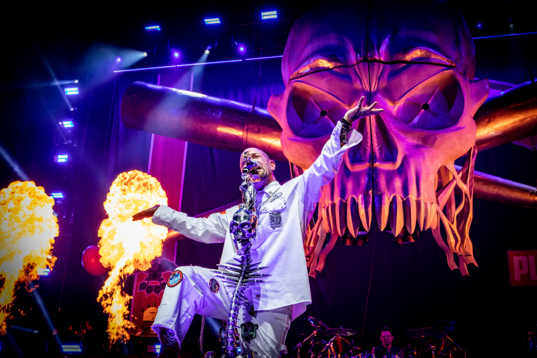 Five Finger Death Punch (Royal Arena, København)
