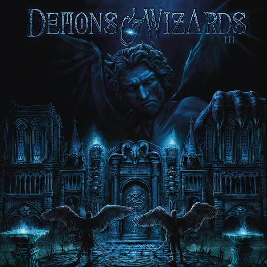Demons & Wizards – III