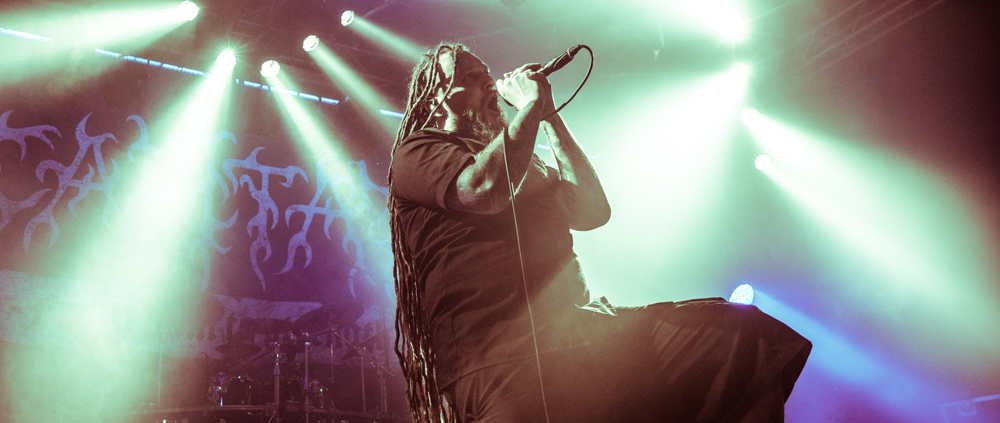 Decapitated (Voxhall, Århus)