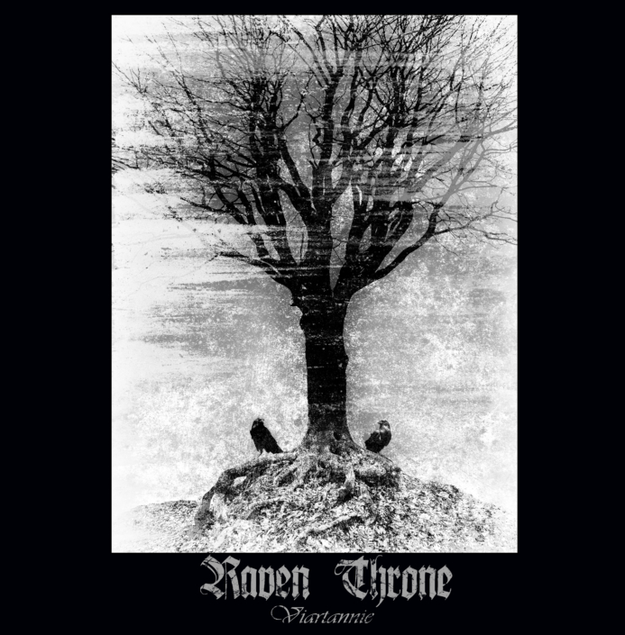 Raven Throne - Viartańnie