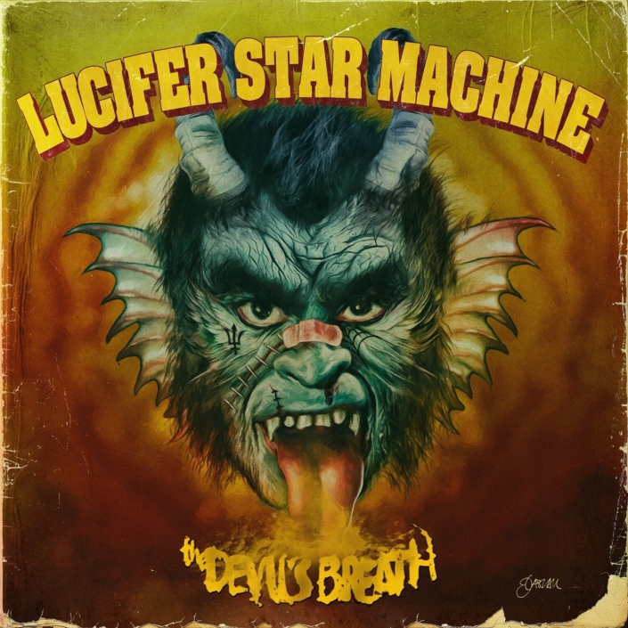 Lucifer Star Machine – Devil's Breath