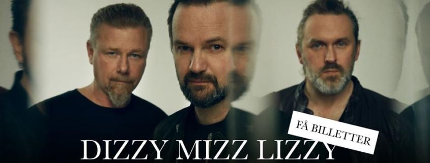 Dizzy Mizz Lizzy (Aalborg Kongres & Kultur Center)