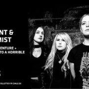 Konvent & ALKYMIST & Late Night Venture & A Horrible Death To A Horrible Man (Gimle, Roskilde)