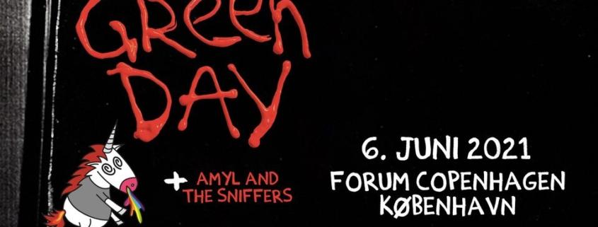 Green Day (Forum, København)