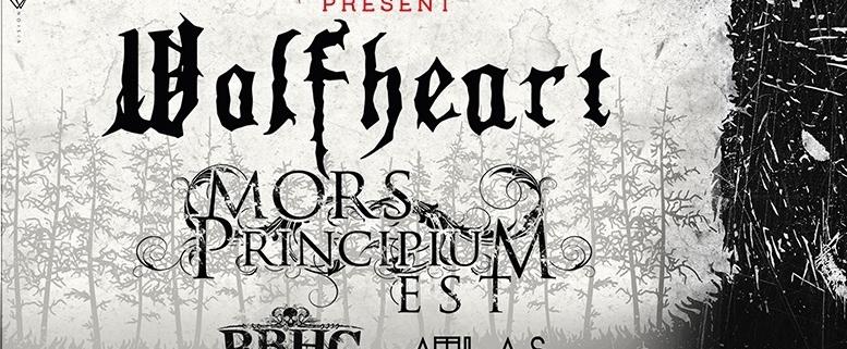 Wolfheart & Mors Principium Est (Pumpehuset, København)