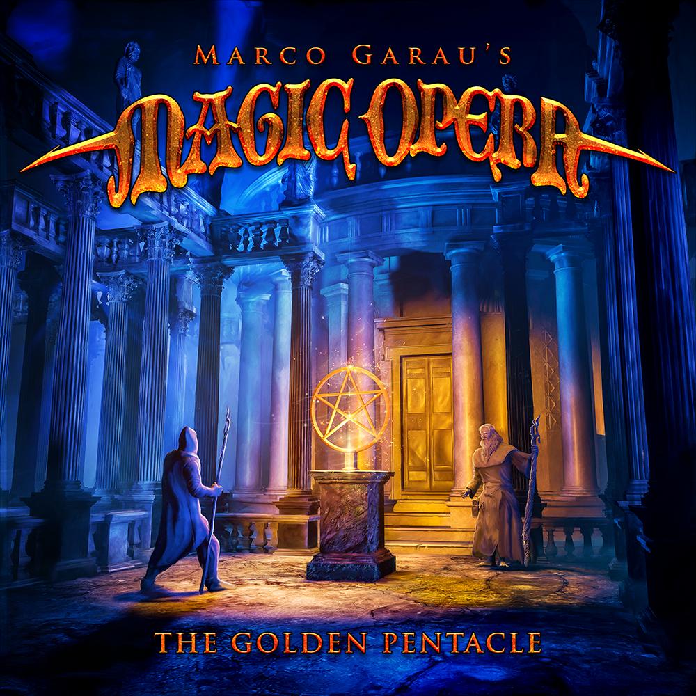 Marco Garau's Magic Opera - The Golden Pentacle