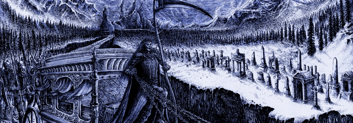 Ninkharsag – The Dread March of Solemn Gods