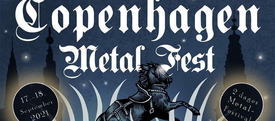Copenhagen Metal Fest 2021