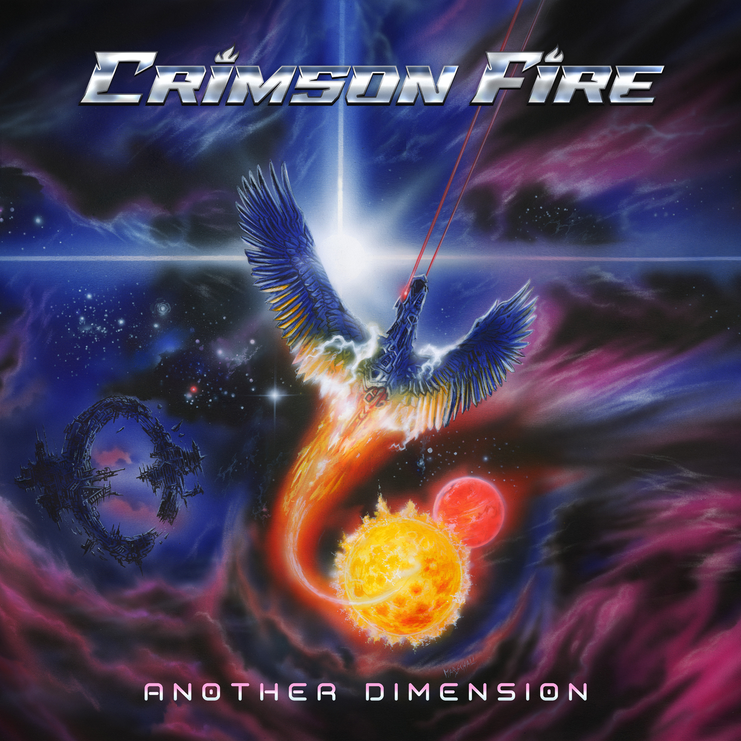Crimson Fire - Another Dimension