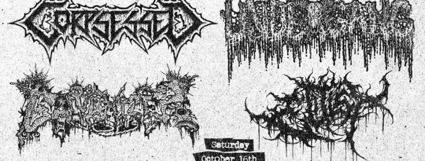Extremely Rotten Death Metal vol. 12 (Pumpehuset, København)